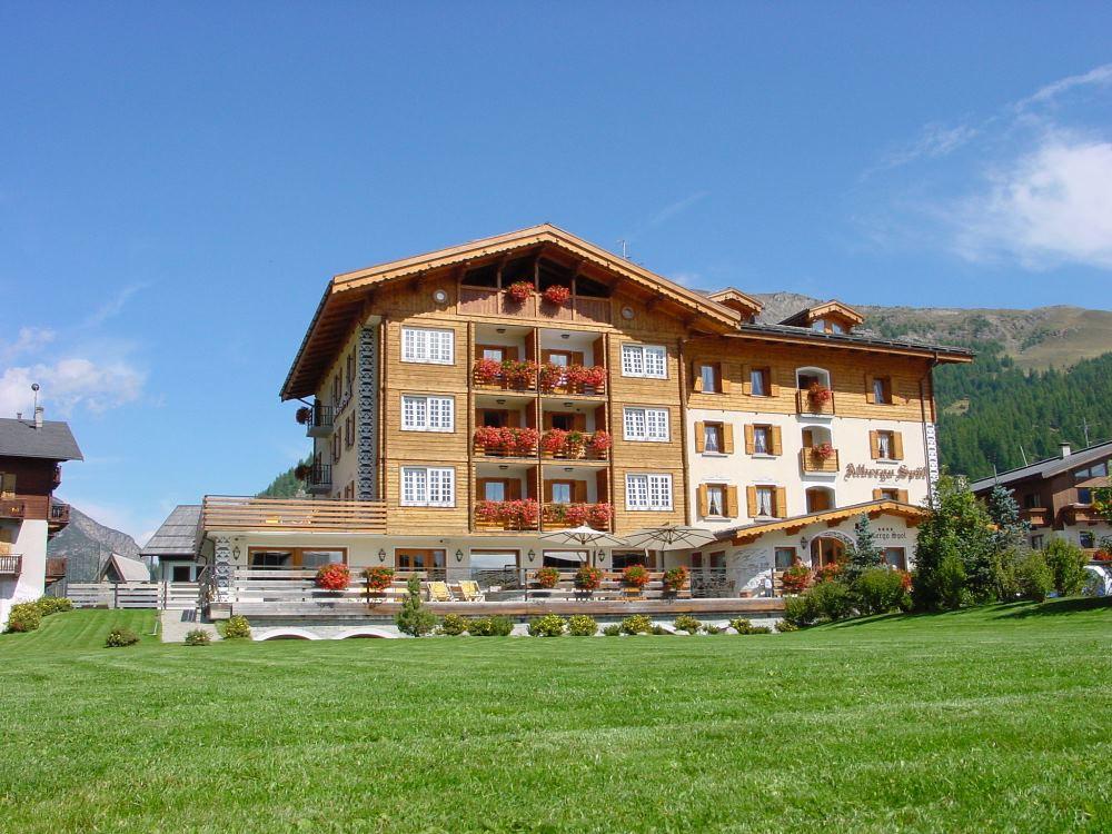 Hotel SPÖL