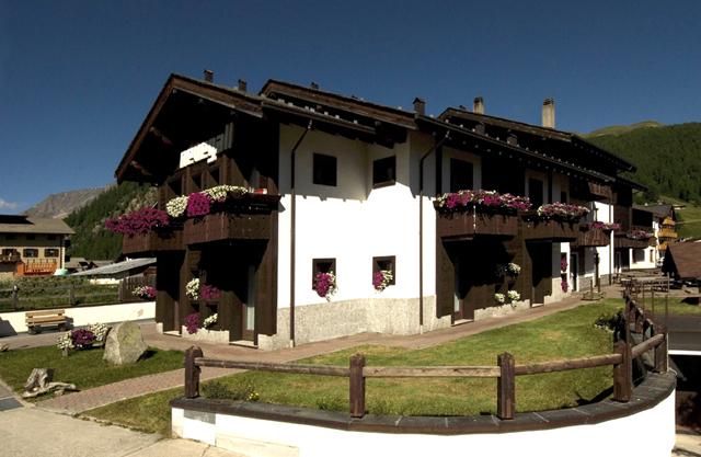 Appartamenti residence nevegall livigno for Appartamenti livigno